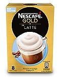 Nescafé Gold Typ Latte (Faltschachtel) 8x18g, 4er Pack