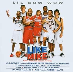 Les sneakers Magiques de Bow wow dans Like Mike Magic