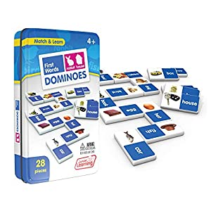 Junior Learning JL491 Dominoes Educativos