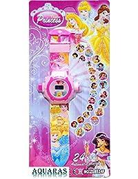 AQUARAS Princess Kids Projector Watch