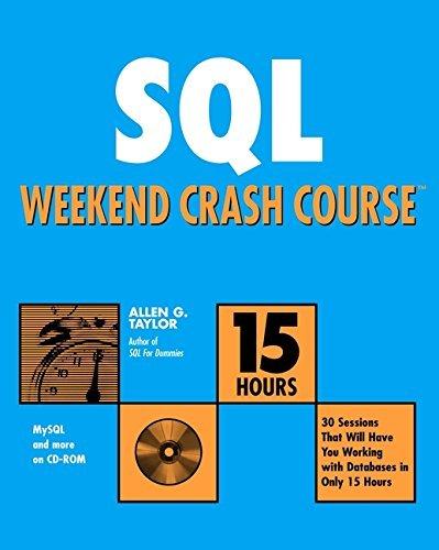 SQL Weekend Crash Course by Allen G. Taylor (2002-01-15)