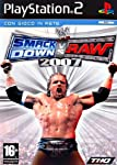 WWE SmackDown Vs Raw 2007 PS2