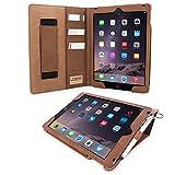 """Snugg iPad Air und New iPad 2017 9.7"""" Case / Schutzhülle  Die Snugg Apple iPad Air und New iPad 2017 9.7"""" Hülle ist schmal, formschön und passgenau auf das iPad mini 3 zugeschnitten. Die Hülle besteht außen aus strapazierfähigem Kunstleder und innen ..."""