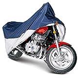 Coperta Telone Per Moto Motocicletta Per Garage Or Esterno Piegabile in varie misure (L)
