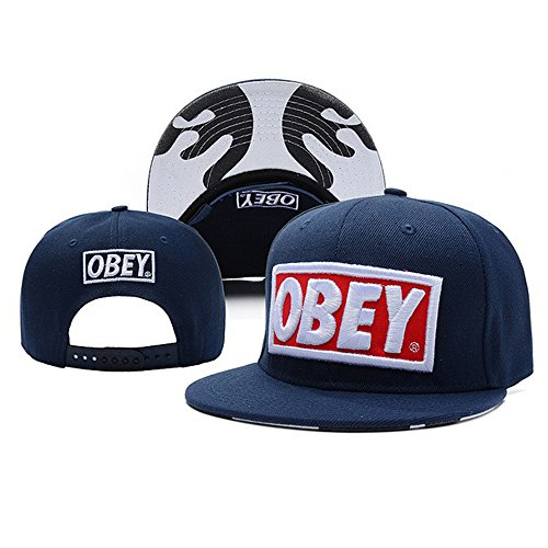 Tidal cap Obey Baseball Cap - Obey-mütze