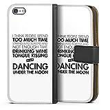 Apple iPhone 5c Étui Étui Folio Étui magnétique Think People Spend Too Much