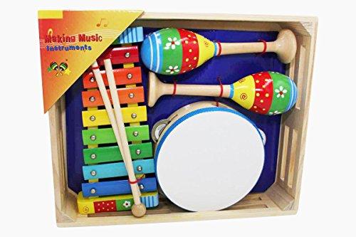 "Musik-Set ""Blume"" Musik & Instrumente"