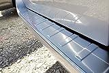 tuning-art L105 Edelstahl Ladekantenschutz mit Abkantung fahrzeugspezifische Passform