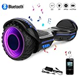 COLORWAY Hoverboard Elettrico Bluetooth Scooter a 6,5 Pollici con Bluetooth &...