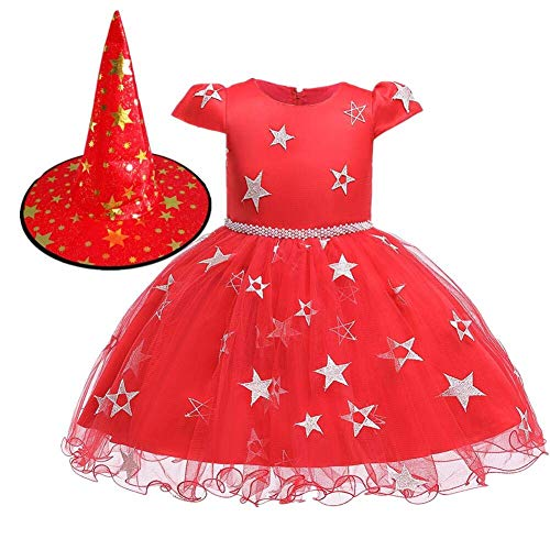 Halloween Kostüm Für Drei Teenager Mädchen - OwlFay Hexenkostüm für Mädchen Halloween Kleid