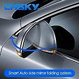 RAISSERCHSKY Universal Car Side Mirror Folding System Auto Side Mirror Folding Kit Universal Car Styling Car Accessories