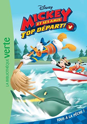 Mickey et ses amis, top départ ! 02 - Tous à la pêche ! par Walt Disney company