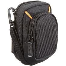 AmazonBasics - Funda para cámaras compactas (tamaño mediano)
