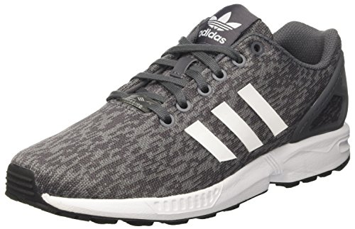 on sale 132dc ad99a adidas Men s Flux Low-Top Sneakers, Grey (Gray By9423), for sale