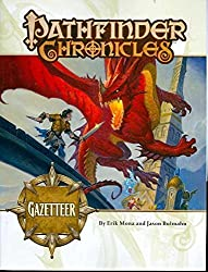 Pathfinder Chronicles: Gazetteer by Erik Mona (2008-05-27)