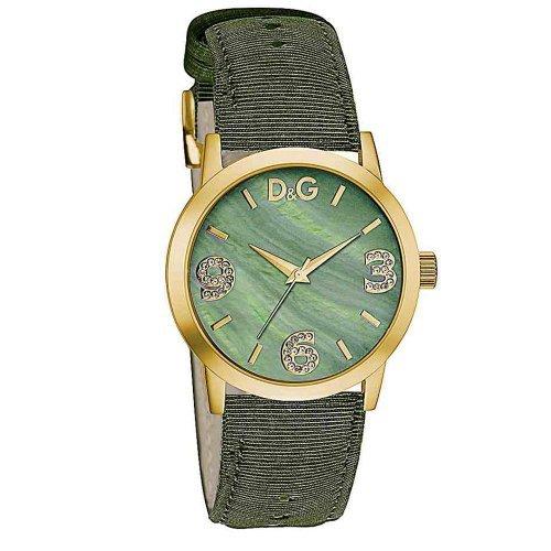 6d28a395d68b Reloj Dolce Gabbana Pose Dw0694 Mujer Verde