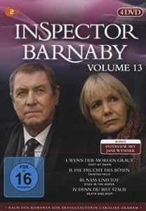 Inspector Barnaby, Vol. 13 [4 DVDs]