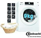 Bauknecht Waschmaschine 9Kg Zen Technologie 1400 U/min A+++ Frontlader