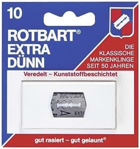 ROTBART Extra dünn