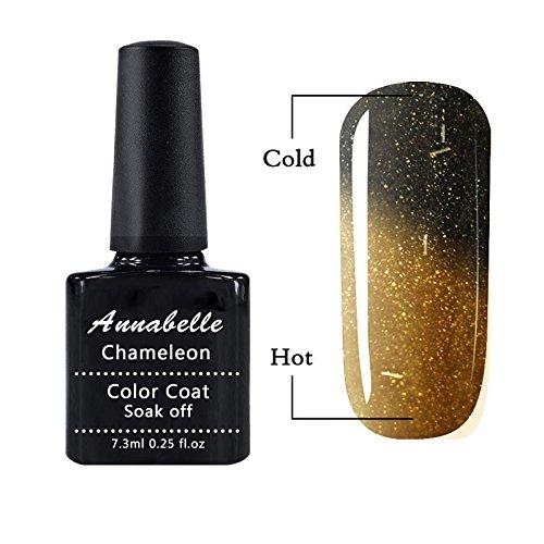 Annabelle Smalto Semipermanente Camaleonte Nail Polish UV LED Gel Unghie 7.3ml 5743