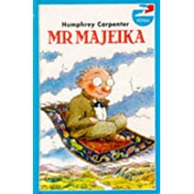 Mr. Majeika (Kestrel kites) by Humphrey Carpenter (1988-03-31)