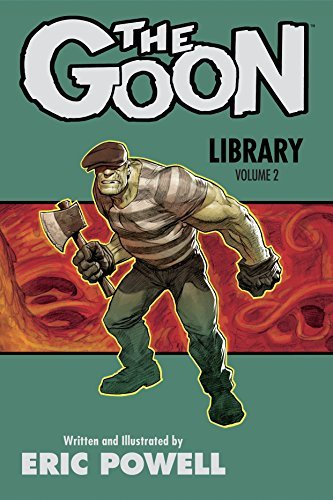 The Goon Library Volume 2 by Eric Powell (2016-02-16)