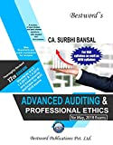 #3: Bestword CA Final Advanced Auditing & Professional Ethics Old Syllabus and New Syllabus both By Surbhi Bansal Applicable for May 2018 Exam