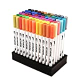 Hethrone 72-Color Dual Tip Brush Pens Set with 1-2 mm Soft Flexible Brush