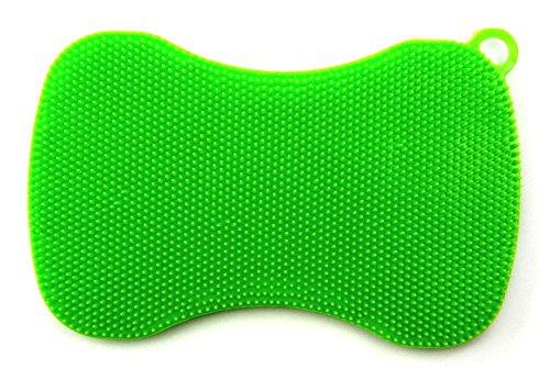 bunte-kochblume-swisch-eponge-lavette-en-silicone-citron-vert