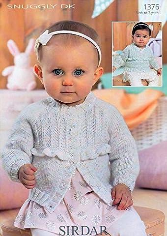 Sirdar Snuggly DK tricot pour bébé-ref 1376