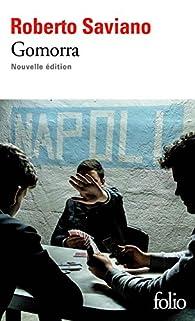 Gomorra : Dans l'empire de la Camorra par Roberto Saviano