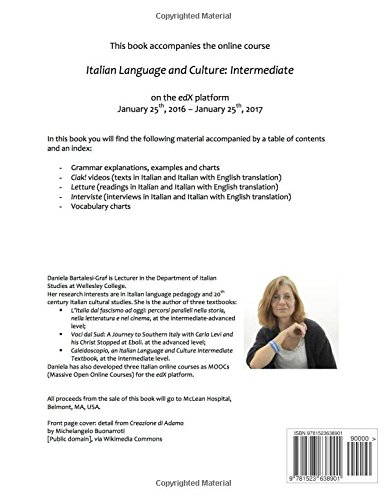 Italian Language and Culture: Intermediate: Volume 2