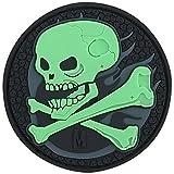 Maxpedition Skull (Glühen) Moral Patch