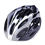 DHGLRHSLDNJ Fahrradhelm 180g 54-62cm Ultraleicht Imitate Carbon Road Fahrrad Helm Ausdauer Radfahren Fahrrad Sicherheit Sport Helm Racing Cascos Ciclismo, Hellgrün