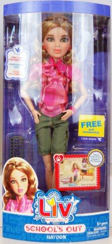 Liv Hayden School's Out Fashion Doll