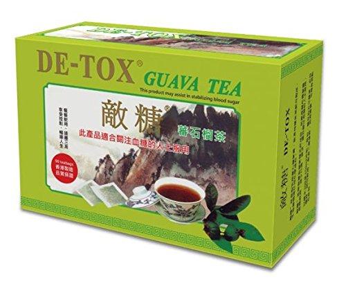 De-Tox (R) Guava Tea 2.7gx 90 Teebeutel