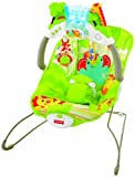 Fisher-Price Jouet Transat Deluxe Amis Jungle