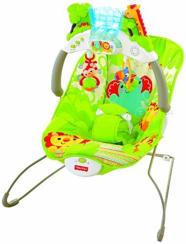 Fisher-Price modelo BCG48 hamaca bebe leon