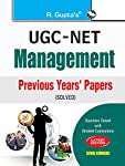 UGC-NET: Management Previous Years' Papers (Solved): Management Previous Years Papers (Paper I, II and III) Solved