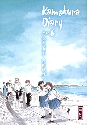 Kamakura Diary, tome 6 par Akimi Yoshida