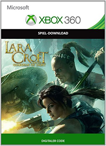 Lara Croft and the Guardian of Light [Xbox 360 - Download Code]
