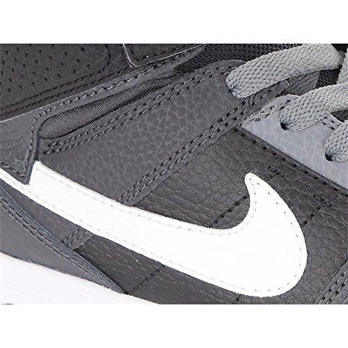 Nike Team Pull à capuche pour femme Blanc-Noir