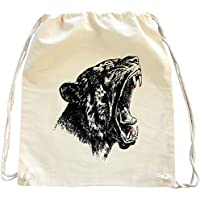 Mister Merchandise Zaino Borsa Sacco Puma Panther