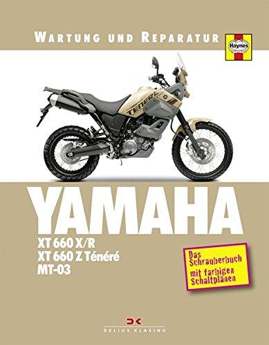 Wartung Und Auto-reparatur (Yamaha XT 660 X/R, XT 660 Z Ténéré & MT-03: Wartung und Reparatur)