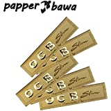 Papper Bawa OCB King Size Rolling Paper Pack Of 5 (160 Leaves)