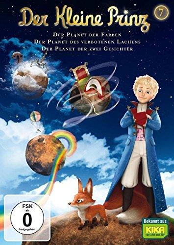Vol. 7: Der Planet der Farben / Der Planet des verbotenen Lachens / Der Planet der zwei Gesichter