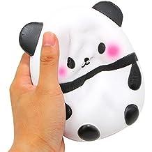 Giocattolo da spremere Xinyi Squishy, arcobaleno Per bambini e bambine. panda Panda 14 cm