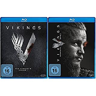 Vikings - Staffel 1+2 Blu-ray Set