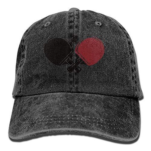 Denim Baseball Caps Hat Adjustable Cotton Sport Strap Cap for Men Women ABCDE06113 ()