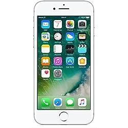 Apple iPhone 7 128Go Argent (Reconditionné)